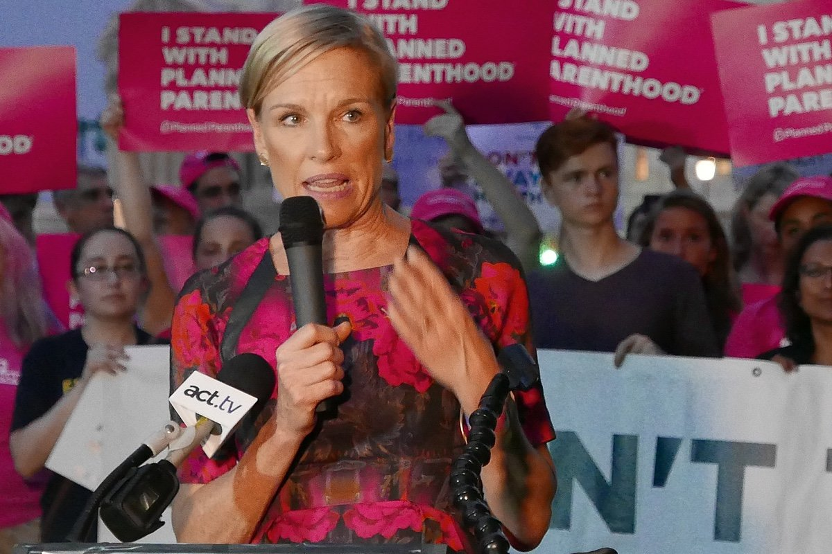 Cecile Richards Is Marketing Herself As A Parenting Expert Now