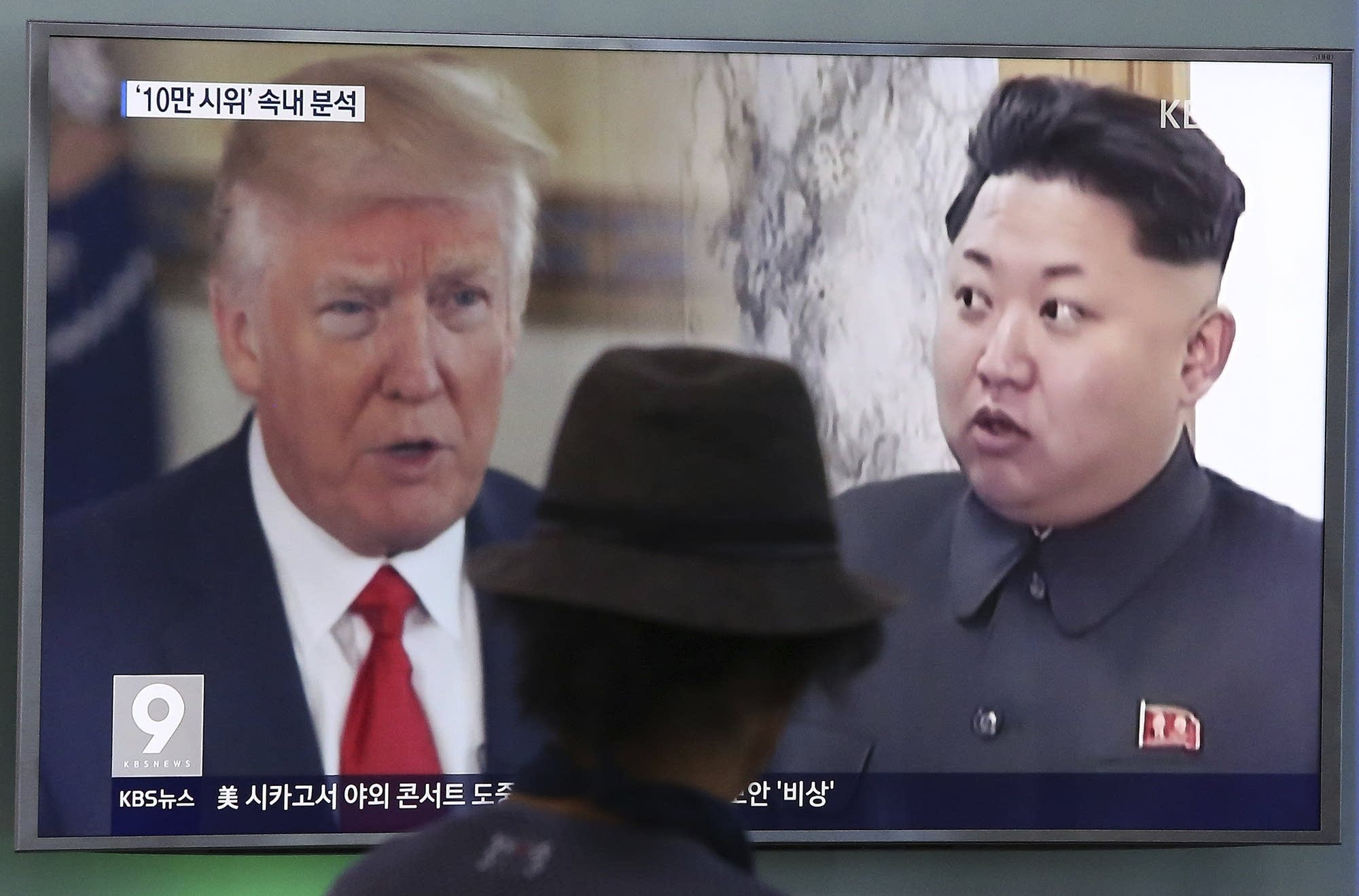 Trump Responds To Kim Jong Uns Sudden Offer To Talk Nukes