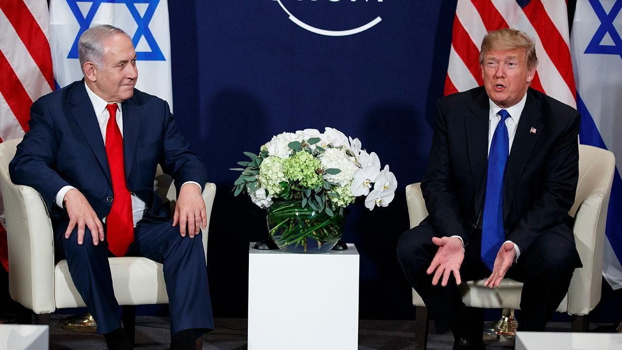 President Trump will meet Monday in Washington with Israeli Prime Minister Benjamin Netanyahu with hopes of soon reaching a long-sought Mideast peace agreement, as both world leaders try to make international progress amid the strains of domestic investigations into each of their governments. Trump and Netanyahu, who have met several times before, are expected to …