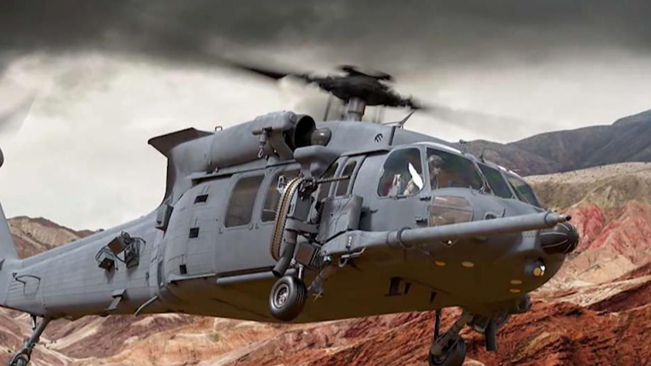 7 dead in US military helicopter crash near Iraq border officials say