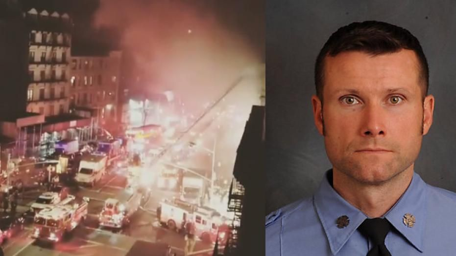 NYC firefighter dies battling blaze on set of Bruce Willis Edward Norton film Motherless Brooklyn