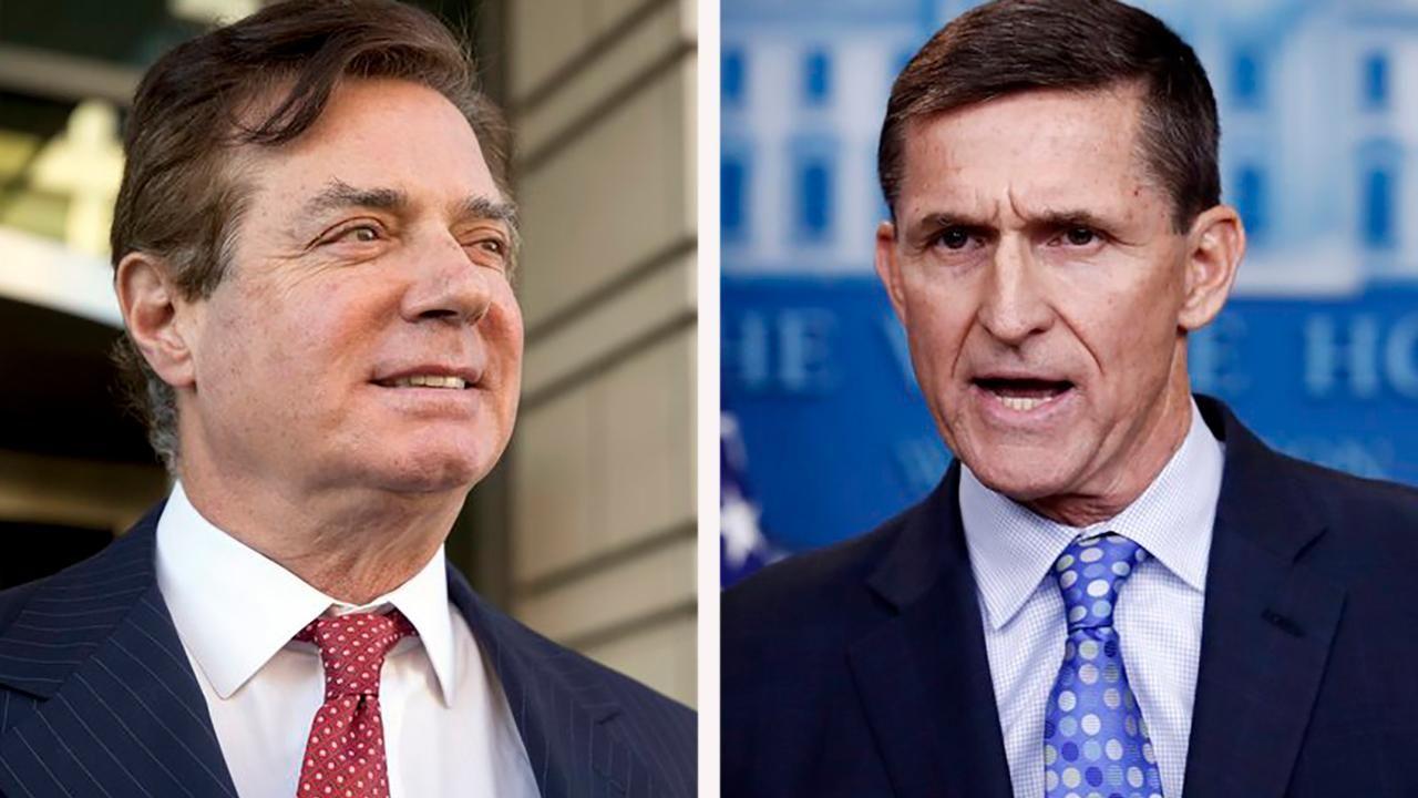 White House No pardons under consideration for Manafort Flynn
