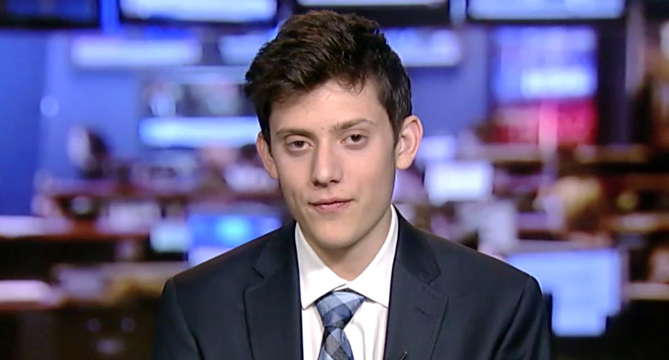 The Medias Marginalization of Kyle Kashuv Shows They Only Take AntiGun Parkland Students Seriously