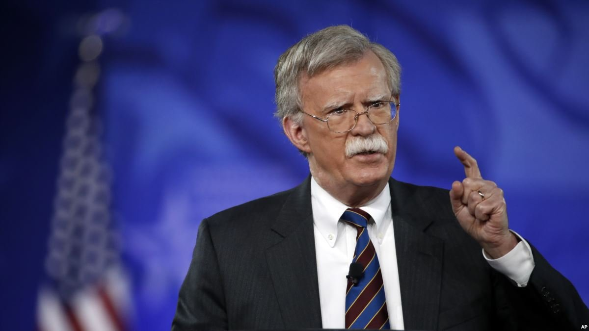John Bolton to replace HR McMaster as White House national security adviser Trump says