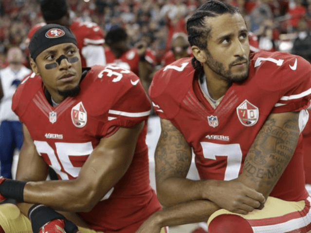 Kaepernicks Former Teammate Says Anthem Protests Have Hurt His Chances of Signing with New Team