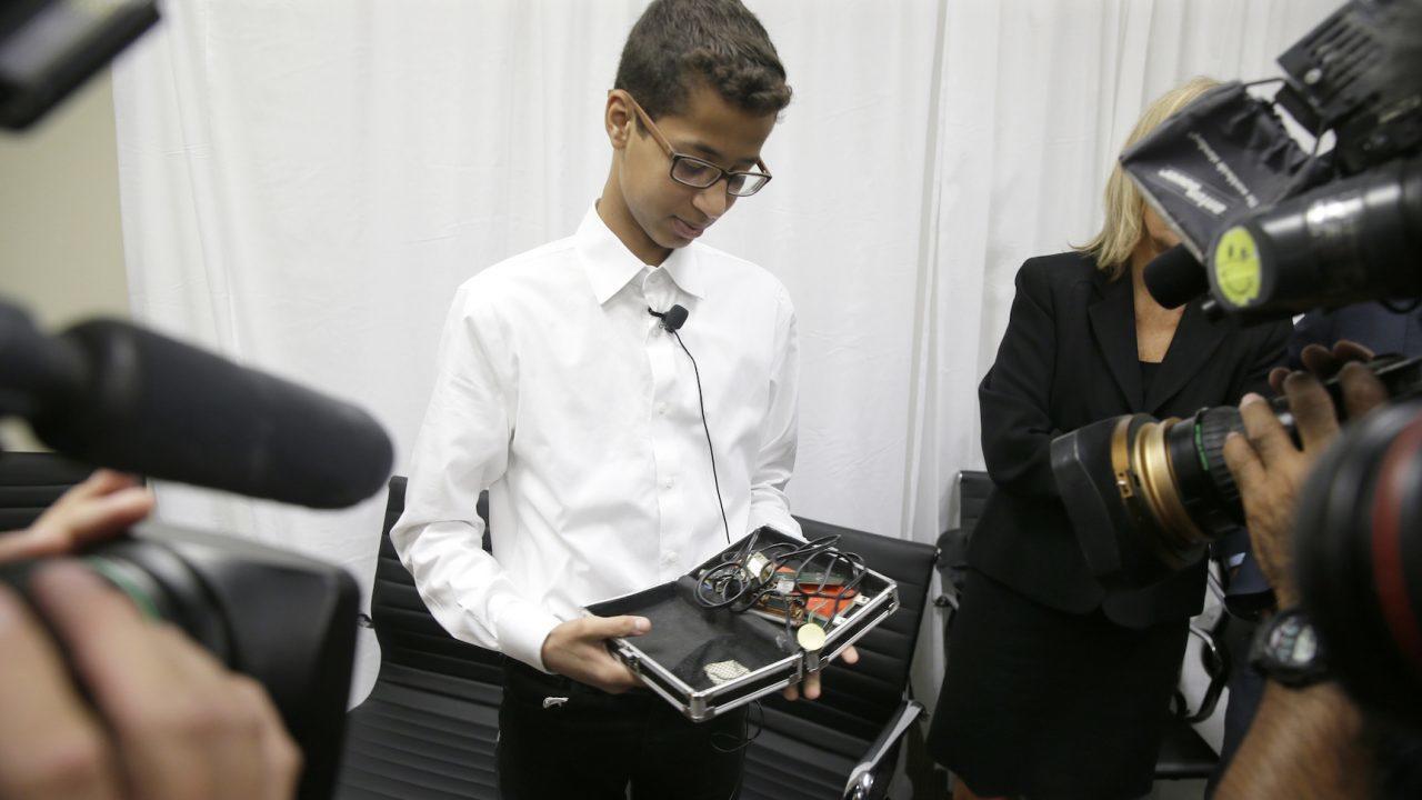 Federal Judge Again Dismisses Clock Boy Ahmed Mohameds Cuckoo Discrimination Lawsuit