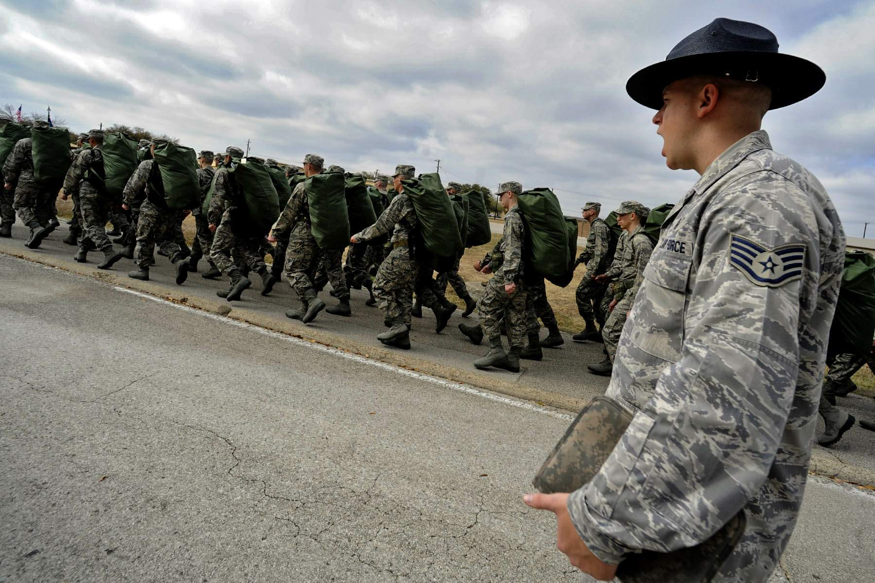Army mulls tougher basic training for outofshape undisciplined recruits