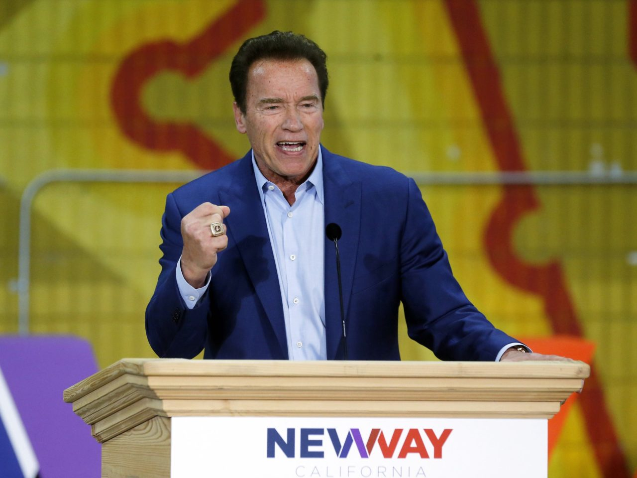 Schwarzenegger Rich Donors Should Starve the GOP into Becoming Liberal