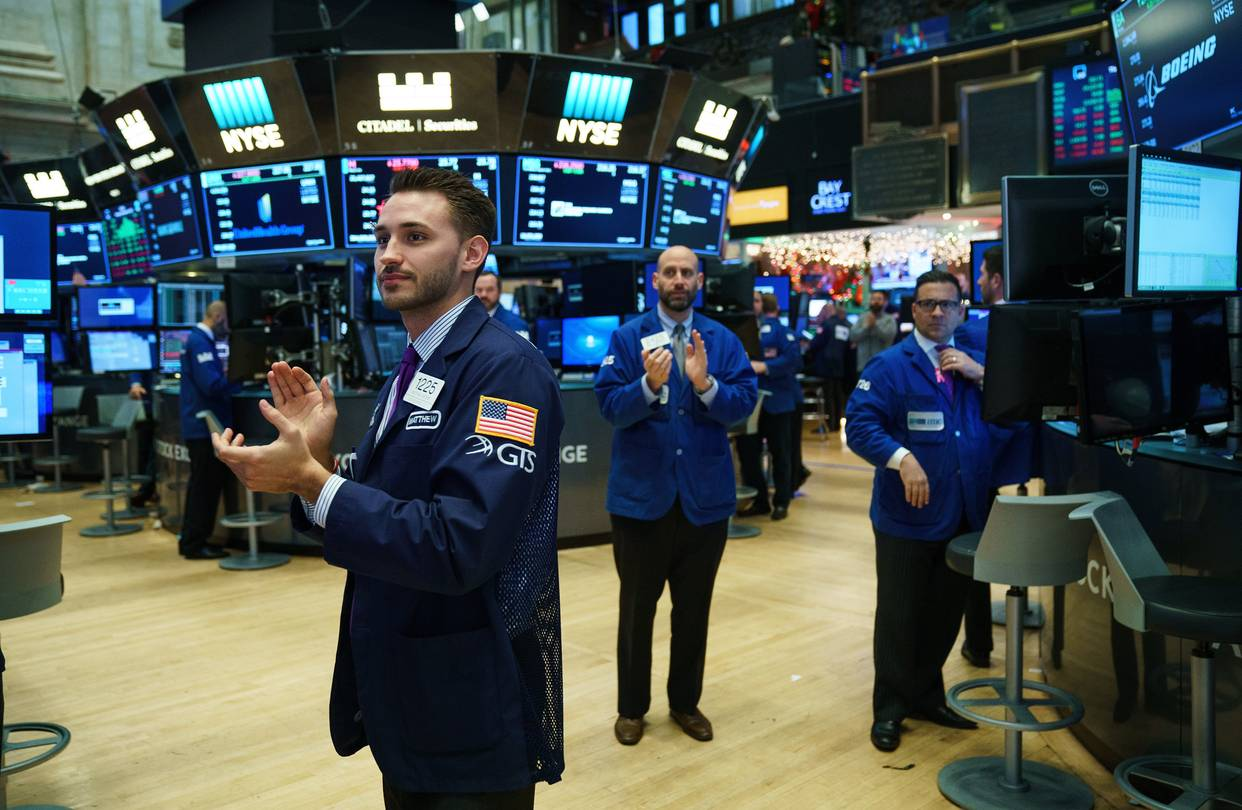 Stocks Soar As Panic Over An Imminent Trade War With China Fades