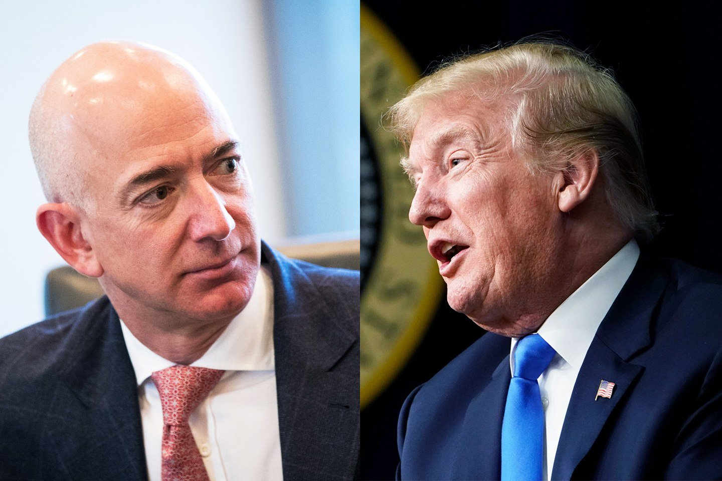 The Worlds Richest Man Just Lost 107 Billion as Trump Tweets About Amazon