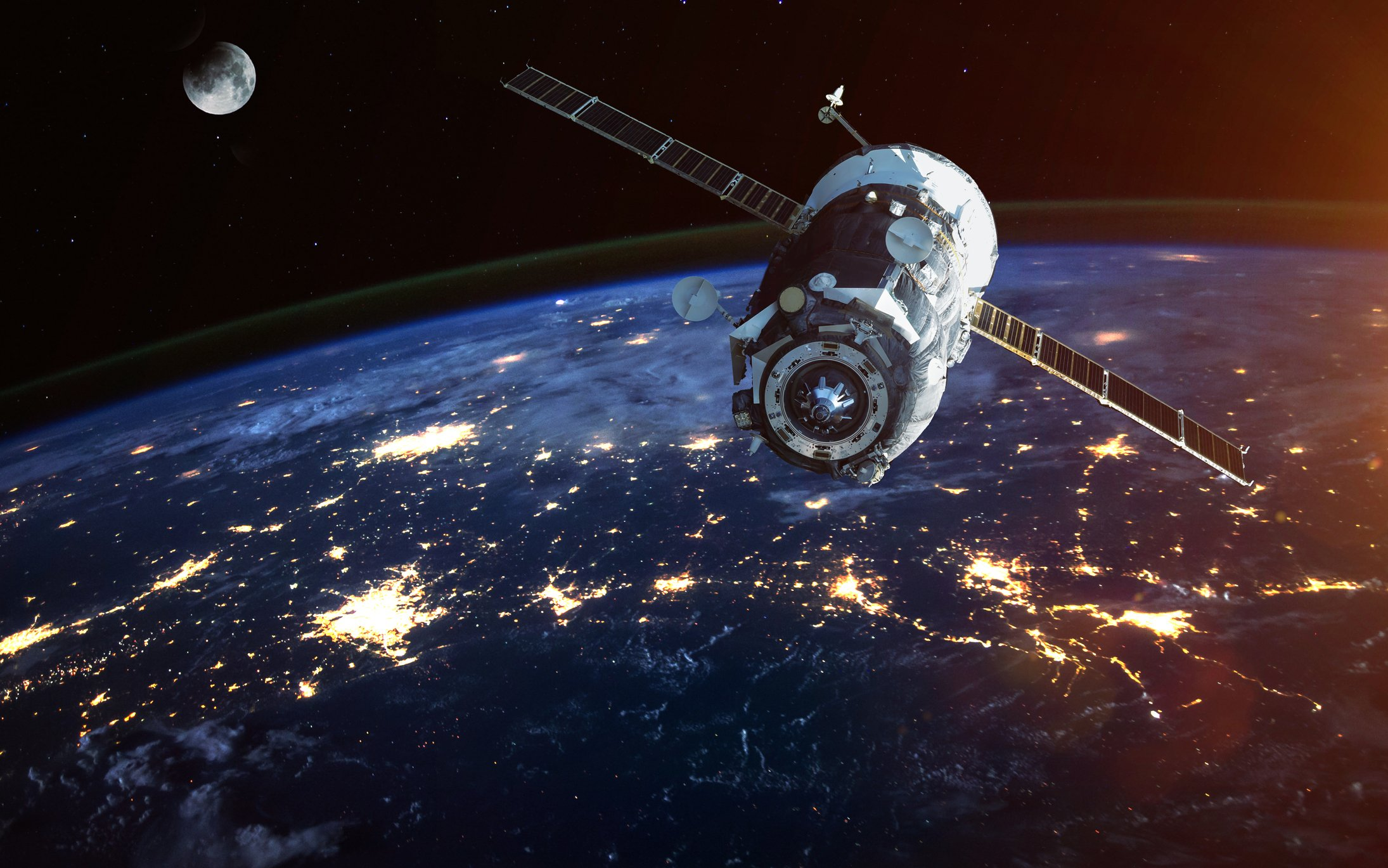 A company launched four satellites without telling anyone and now the government is mad