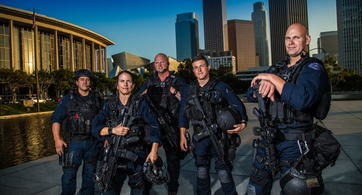 "The Los Angeles Police Department will deploy 500 officers to wrap the Dolby Theatre in multiple barriers of armed security for the 90th Academy Awards on Sunday night, an event at which several of Hollywood's most celebrated stars will actively push for more gun control in America. ""We have these concentric rings of security that …"