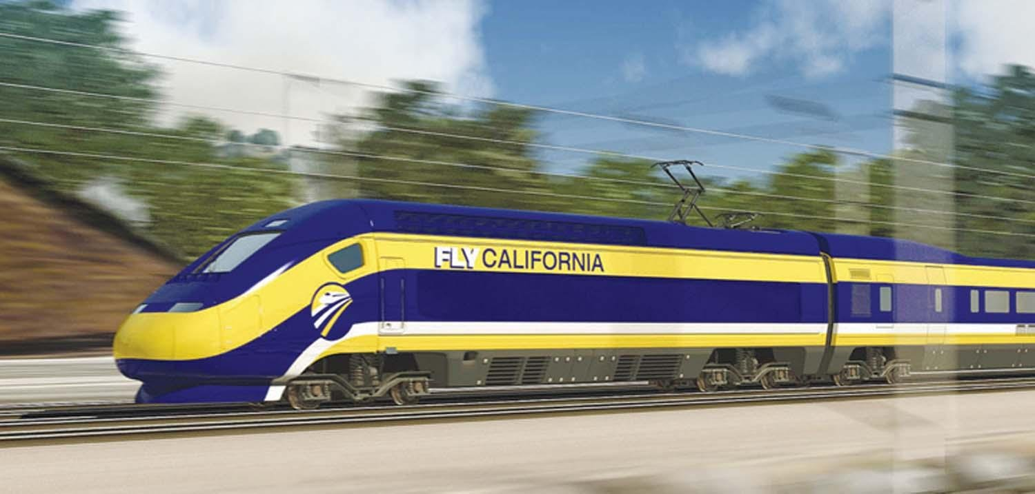 The California Bullet Train Is FOUR YEARS Late And 13 Billion Over Budget