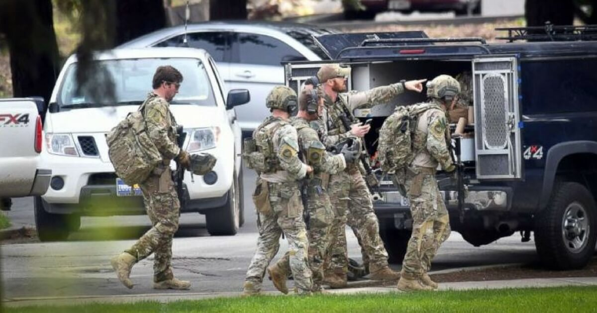 President Trump Issues Response To Horrific Veterans Home Shooting