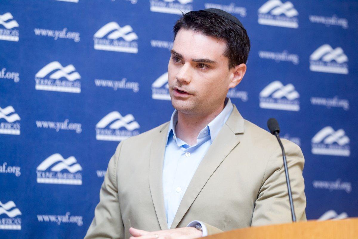 Shapiro Media Using HighSchoolers As Political Human Shields On Gun Control VIDEO