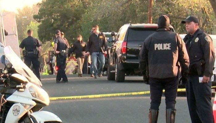 POLICE Second Explosion Today Rocks Austin