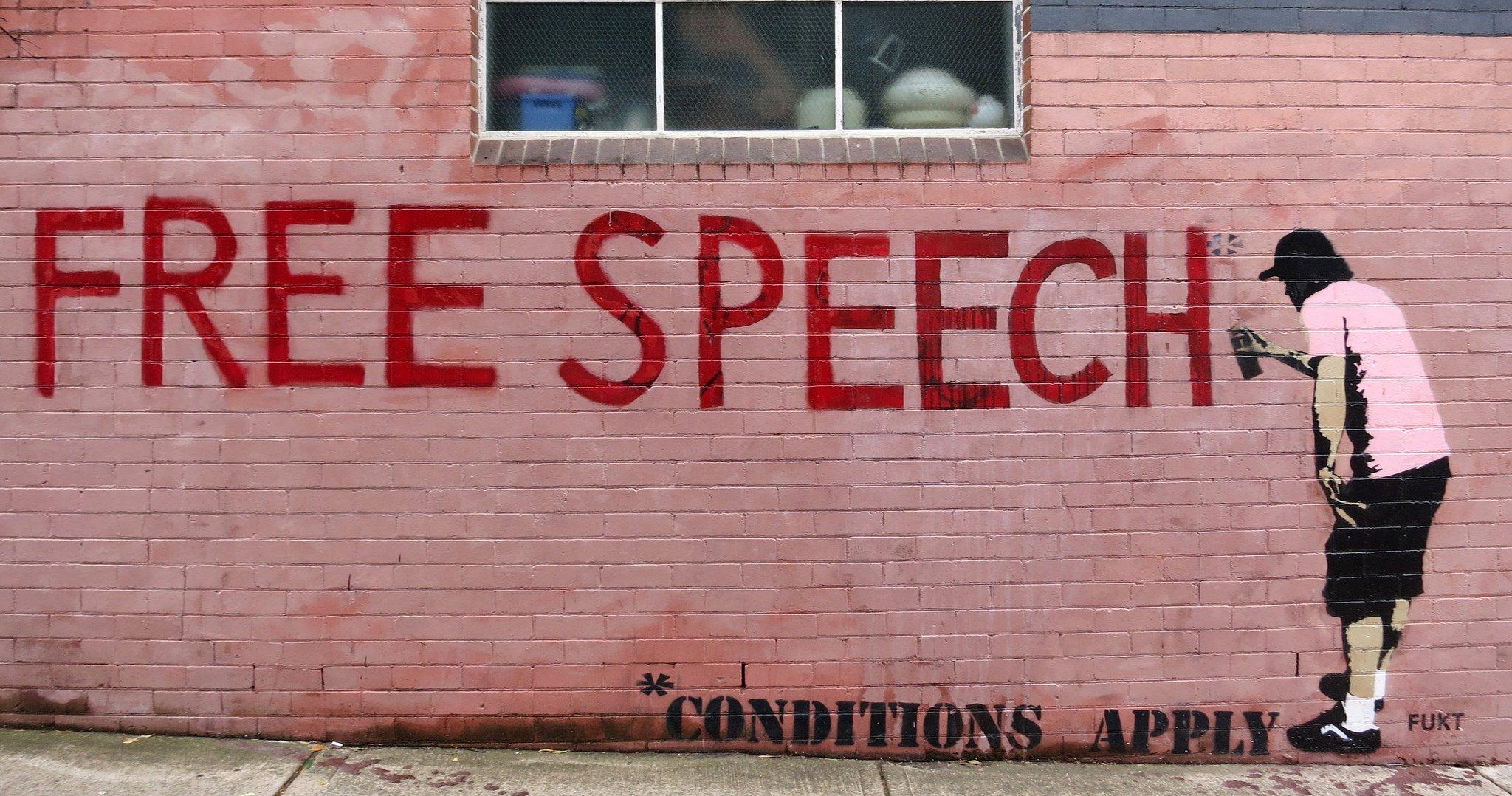 Florida Bringing Back True Freedom of Speech Bans Liberal Free Speech Zones