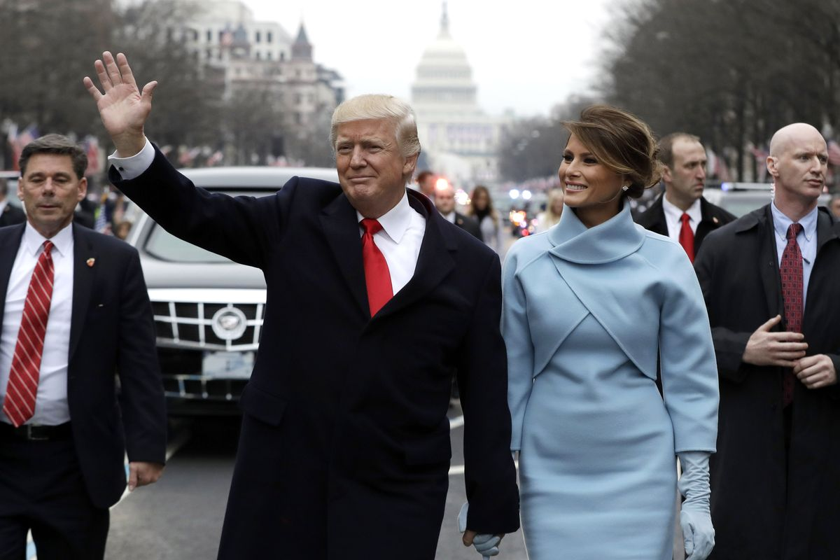 Report Pentagon Memo Offers New Details About Trumps Military Parade