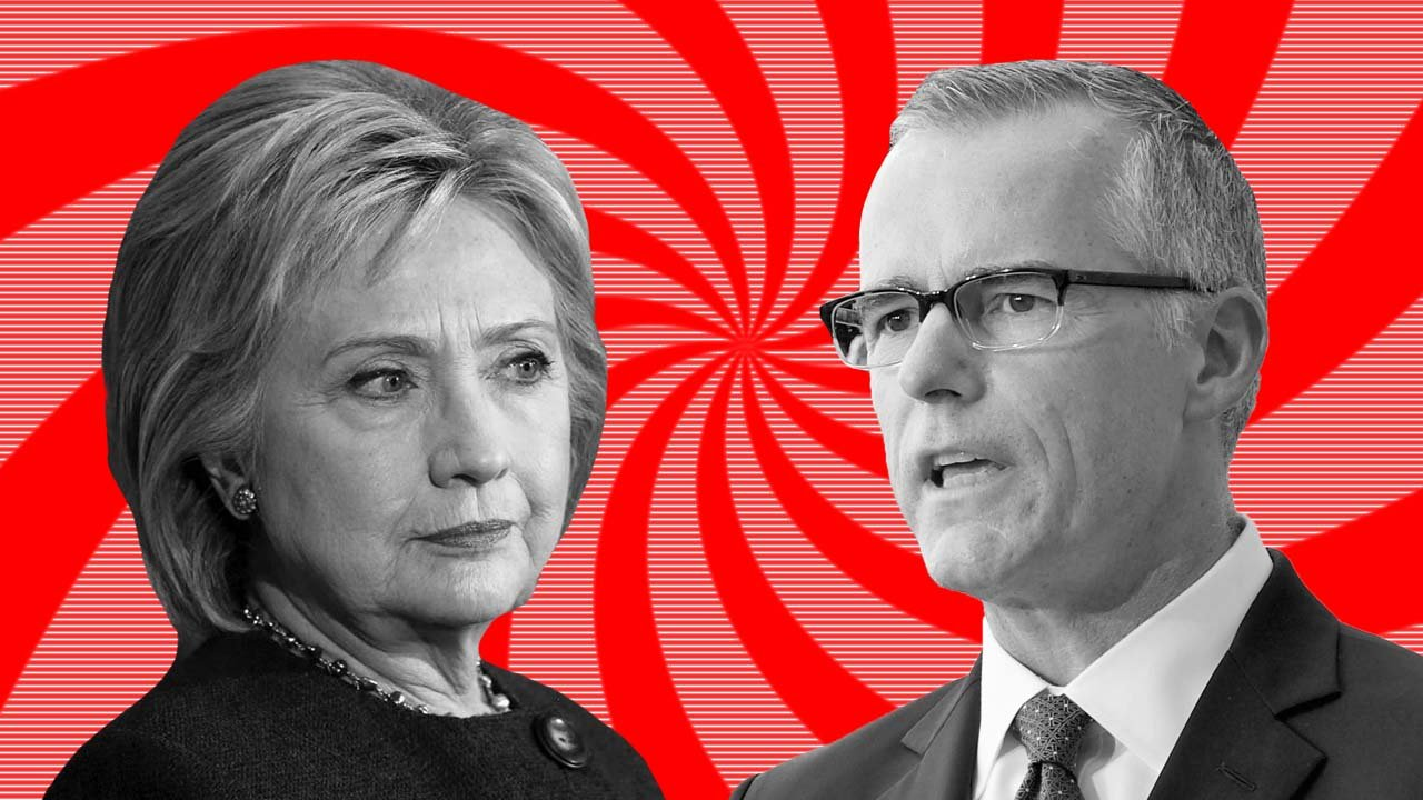 BOOM House Judiciary chairman subpoenas DOJ for Clinton email and McCabe FISA documents