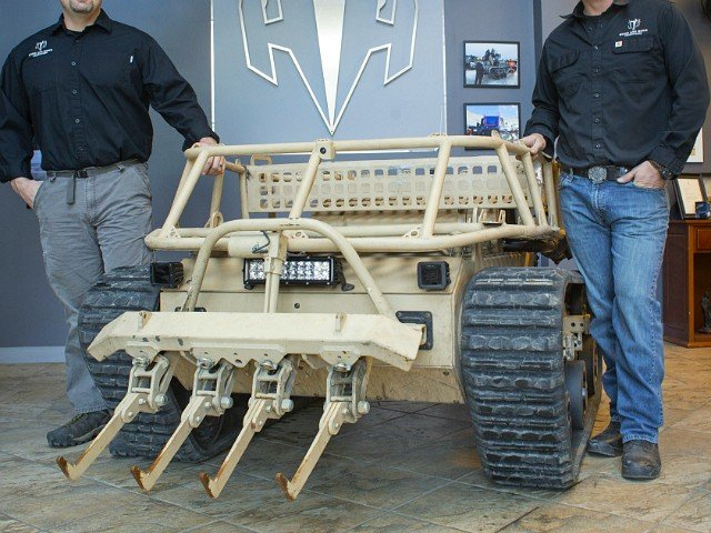 US Army Looking Toward Land Combat Robots in 2019