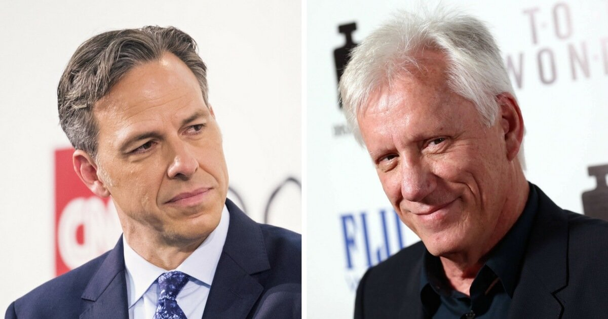 James Woods Brutalizes Tapper Uses Jakes Love For Obama Against Him In Hilarious Tweet