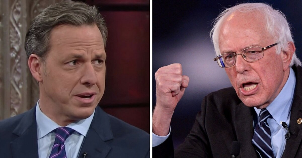 Even Bernie Sanders Is Fed Up with CNN Sends Brutal Message Right to Their Face