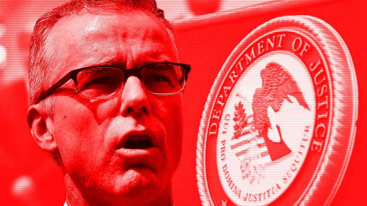 BOILING POINT Decorated FBI Heavyweight Spills the Beans on McCabe Drops Devastating Bombs on Crooked FBI Cartel