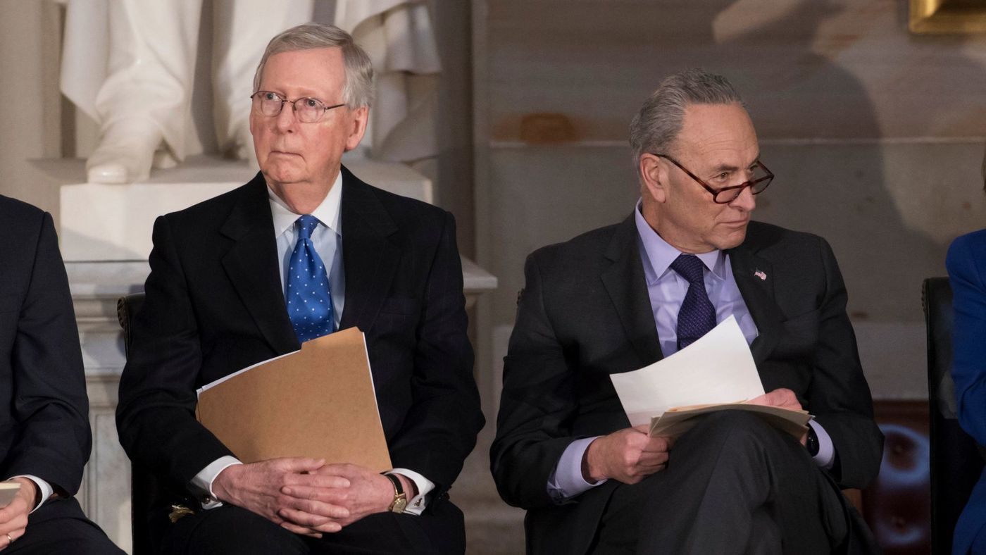 Congress is closing in on a massive 13 trillion plan to avoid a government shutdown heres whats in it