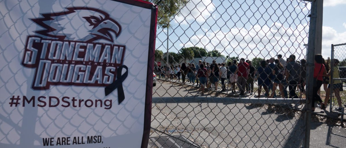 Indiana college newspaper blames Florida school shooting on toxic masculinity