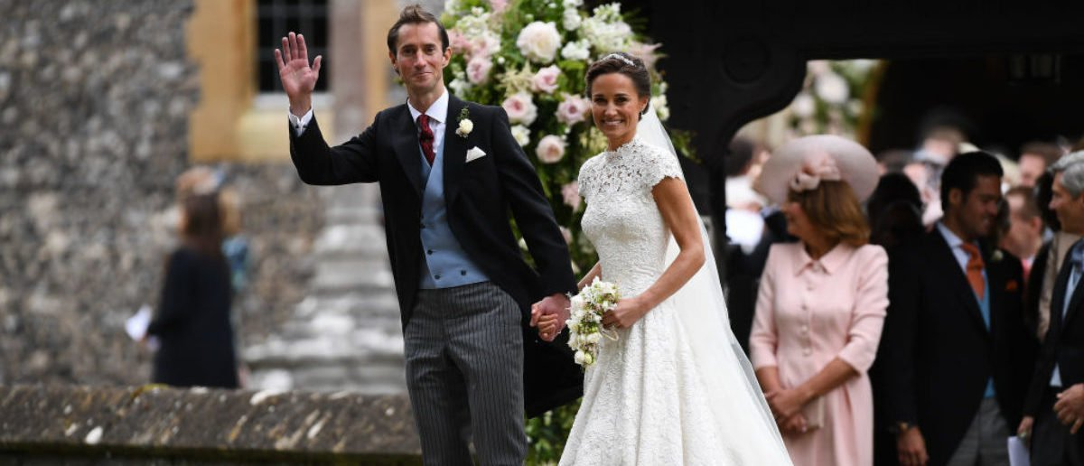 Pippa Middletons FatherInLaw Arrested For Allegedly Raping A Teenager