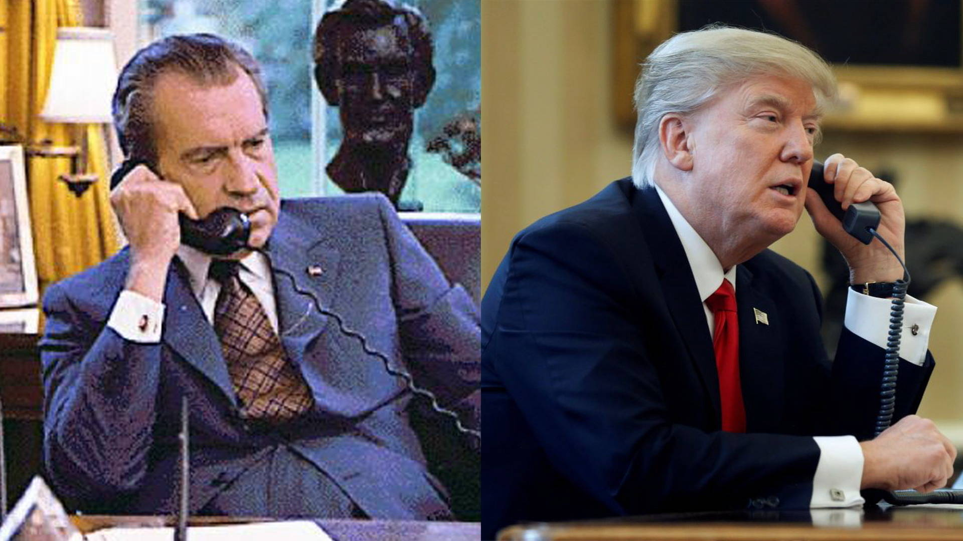 CNN Panelists Trump Is Nixon on Steroids and Stilts Country Headed for Crisis VIDEO