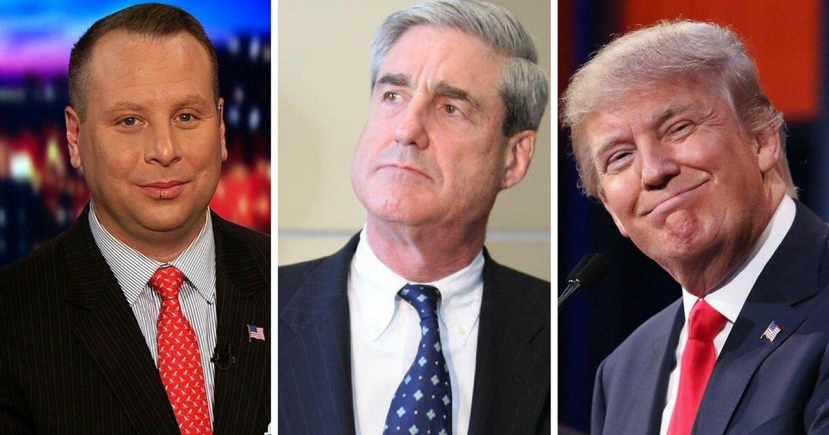 Sam Nunberg Doubts Mueller Probe Leads to Trump After Grand Jury Testimony