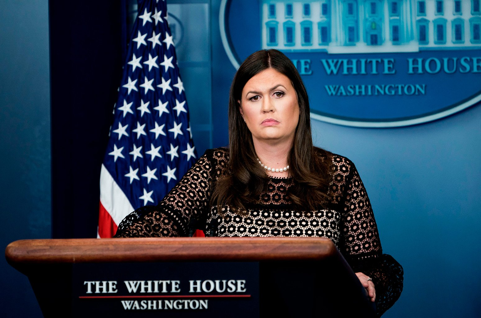Press Secretary Talks Russian Presidential Election Says US Cant Dictate Other Countries VIDEO