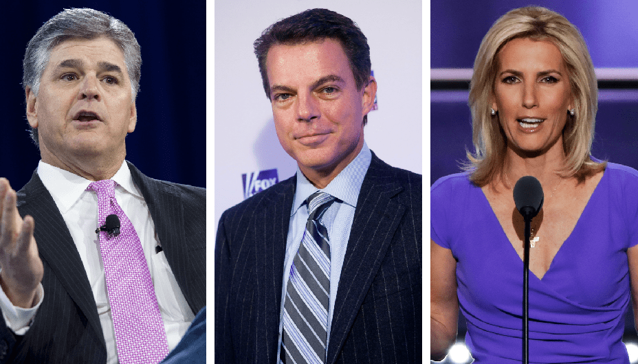 Fox News Hosts Hannity and Ingraham Slam Shepard Smiths Inconsiderate Comments About Their Programs