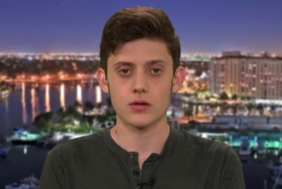 Parkland Survivor Slams Gun Control Protesters They Truly Dont Know What Theyre Marching For VIDEO