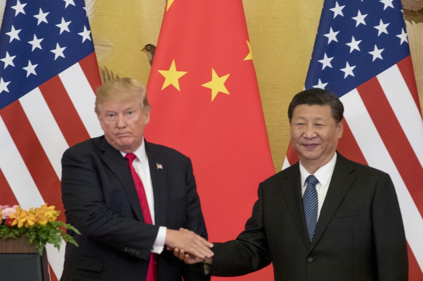 Trump Set To Impose Huge Tariffs On China On Friday