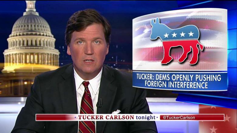 If Texas Goes Blue Its Over Tucker Says Dems Want Brand New Electorate Through Amnesty VIDEO