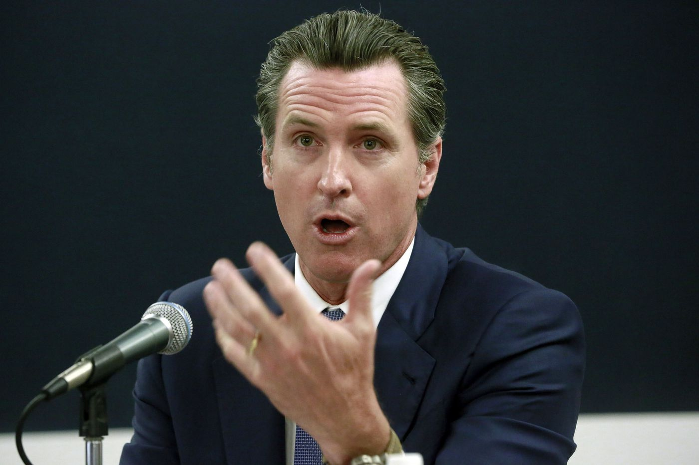 CA Gubernatorial Candidate Gavin Newsom Must Step Down Over Sexual Misconduct Allegations