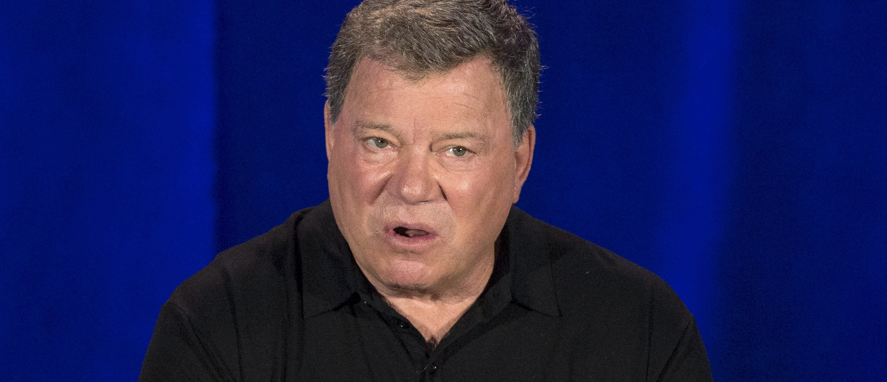 William Shatner Calls Out Facebook For Fake Story About His Death