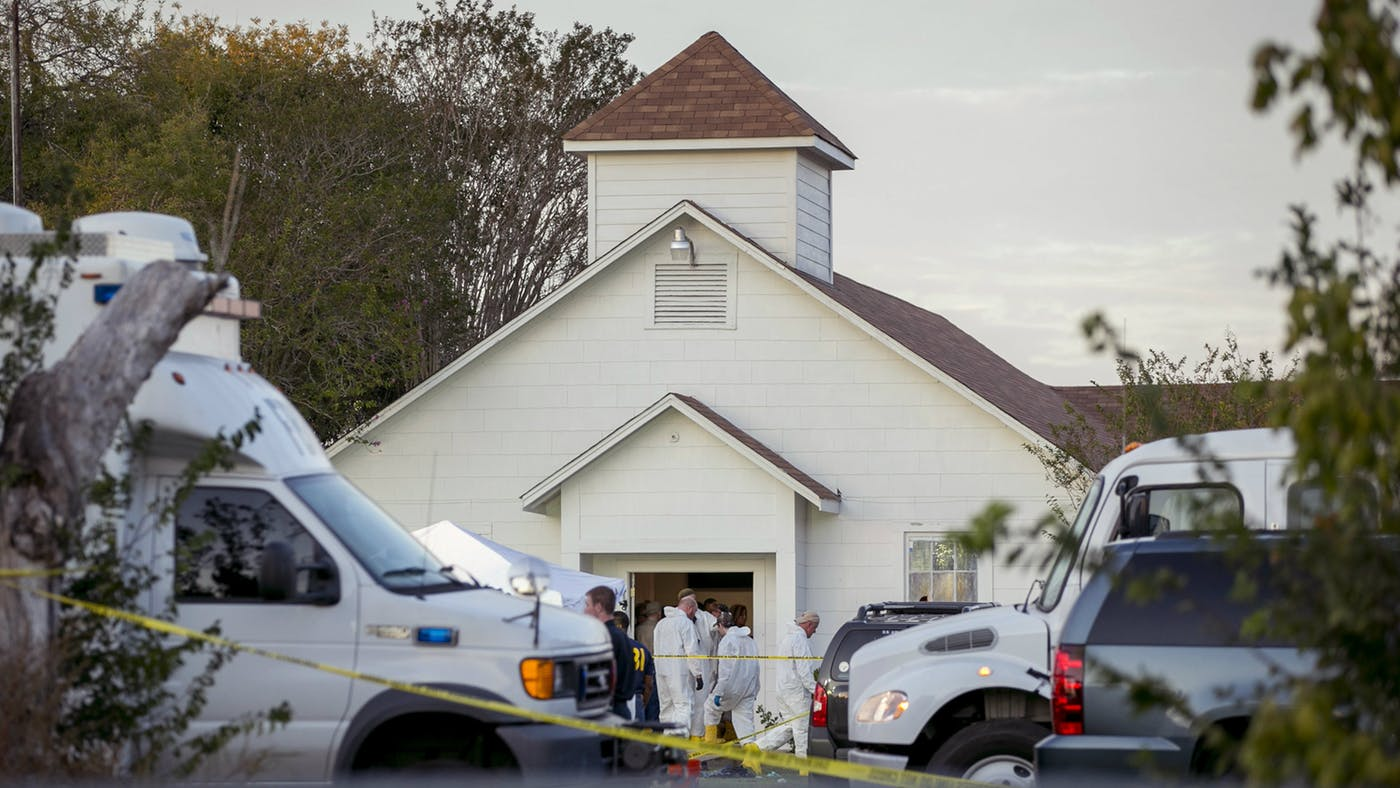 Family of Sutherland Church Massacre Victims Move to Hold Feds Accountable for Shooting