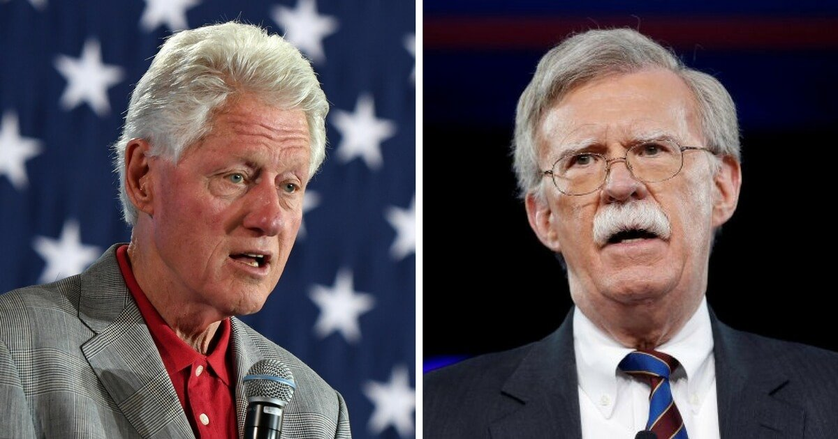 Boltons Lack of Vietnam Service Is Being Treated Very Differently Than Clintons