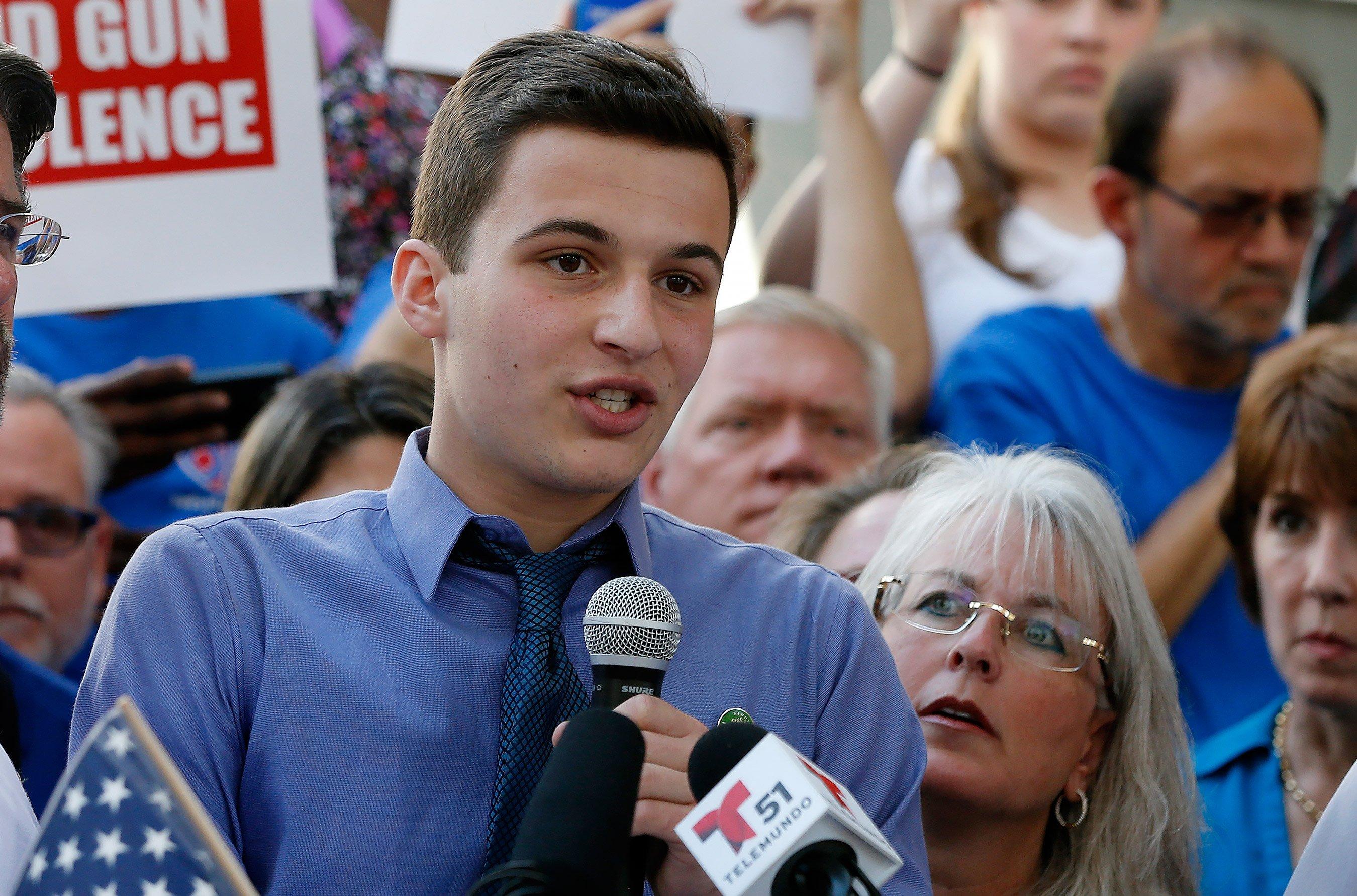 EPIC FAIL Parkland Student Makes Most False Statement Ever About Second Amendment