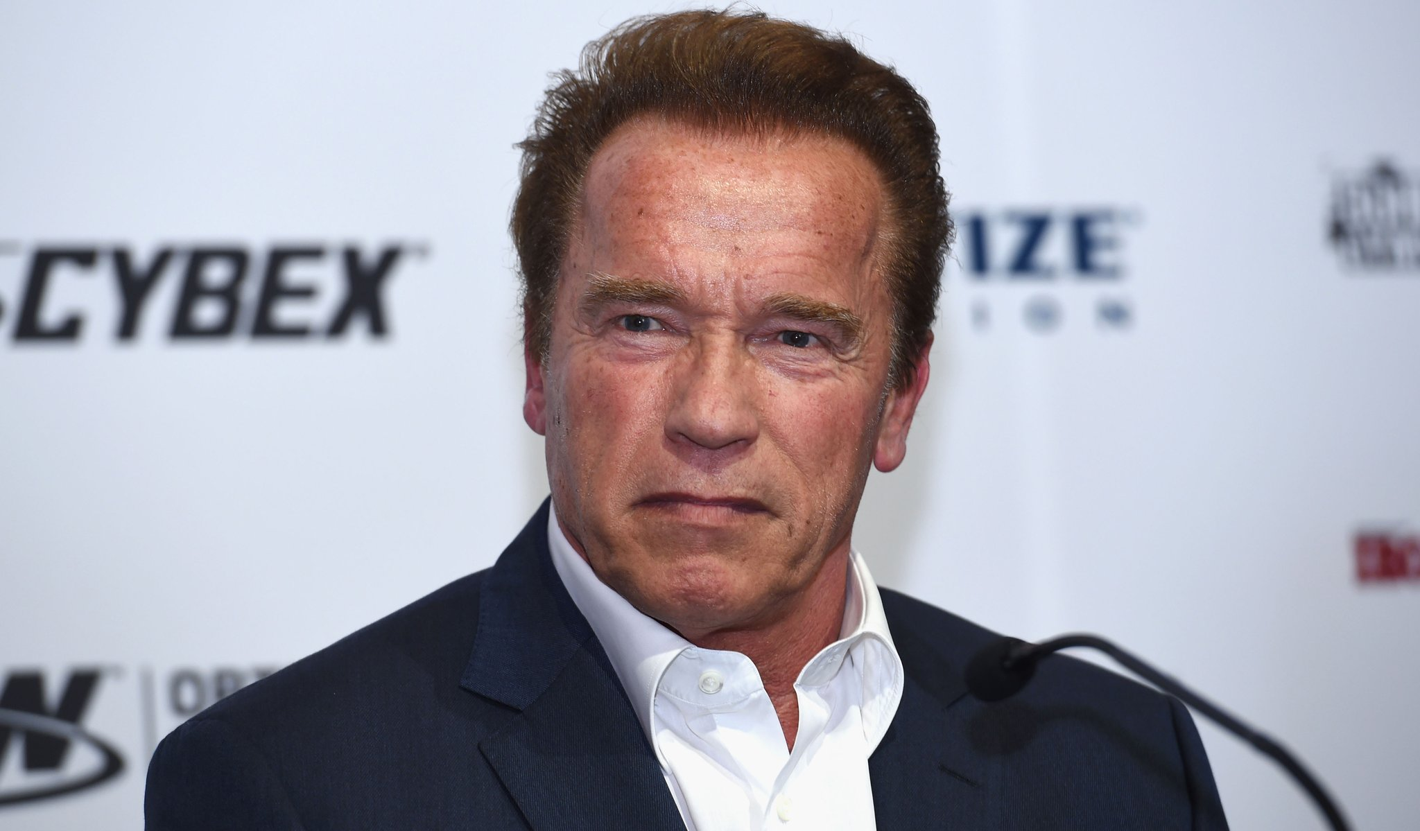 Arnold Schwarzenegger Promotes Gas Guzzling Helicopter Ride over LA While Suing Oil Companies for Murder