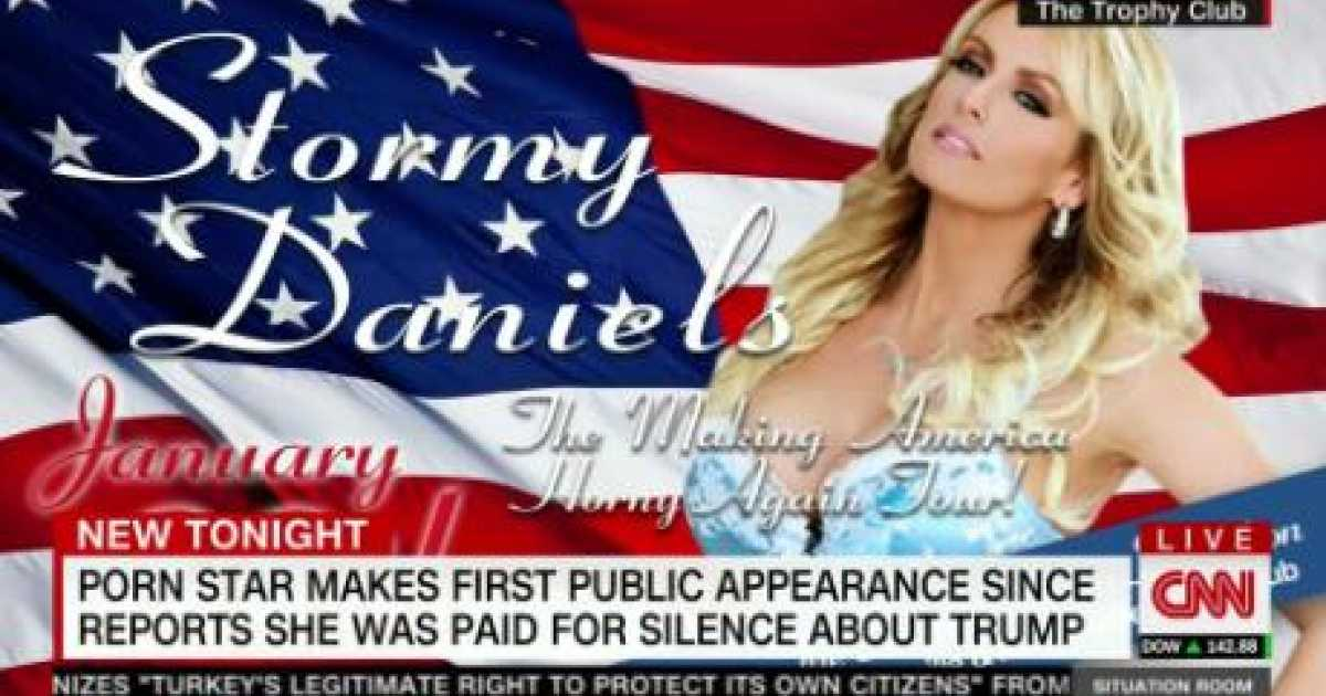 Even Michael Moore Slams Medias 247 Coverage Of Russia Stormy Daniels