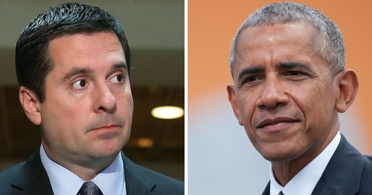 Boomerang Intel Committee Now Going After Obama Admin on Fusion GPS