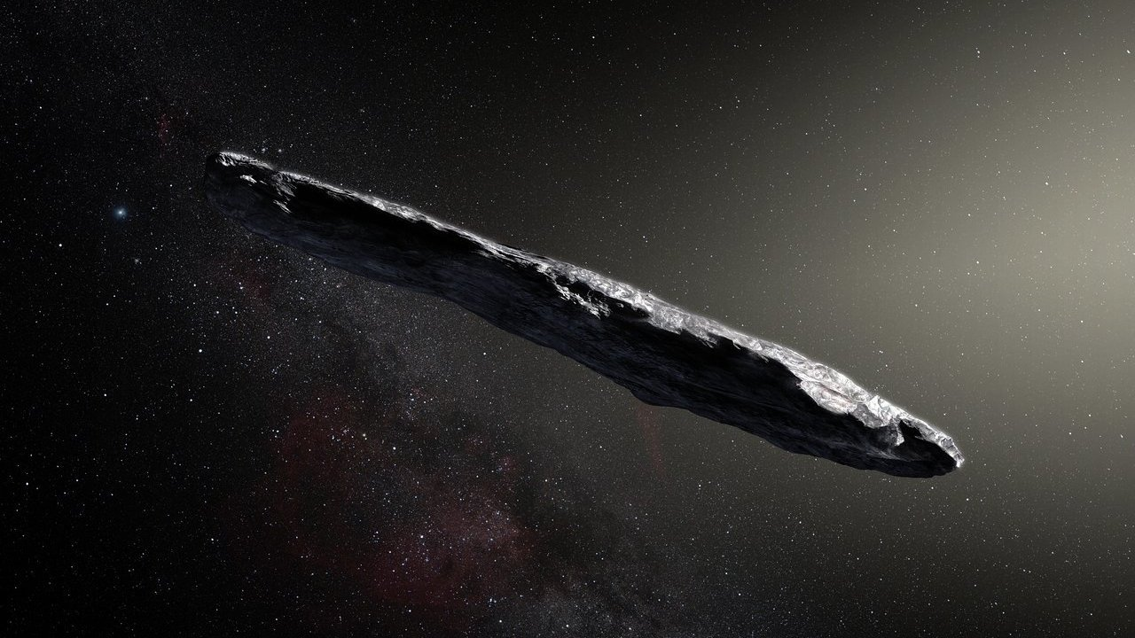 Scientists think they know where that bizarre alien probe asteroid was born