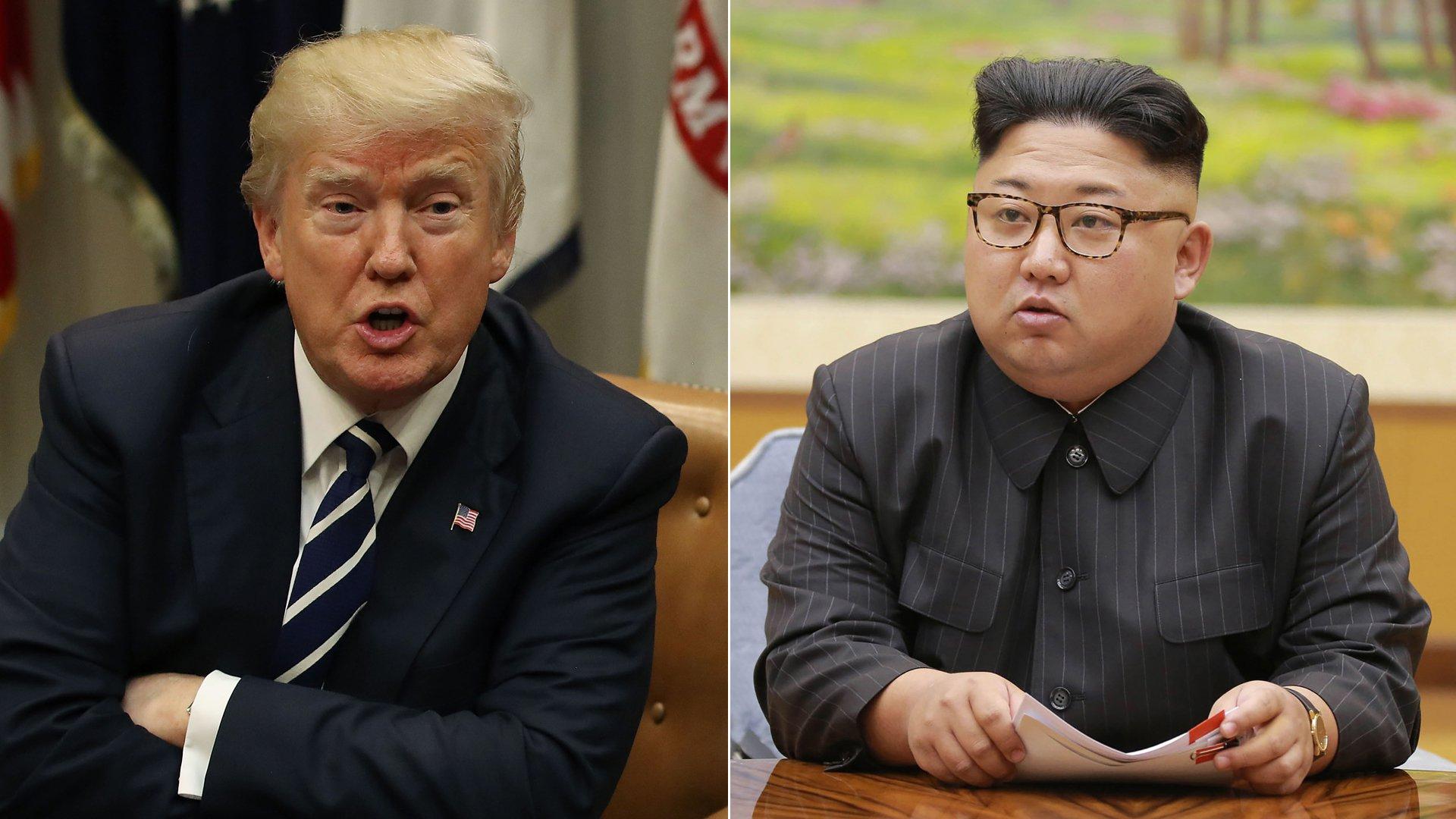 Trump Drove Kim Jongun to Make Historic Beijing Visit Experts Say