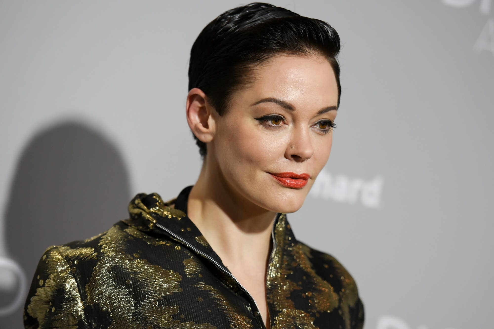 WATCH Rose McGowan Wishes Weinstein A Happy Birthday With An Incredibly Creepy Video
