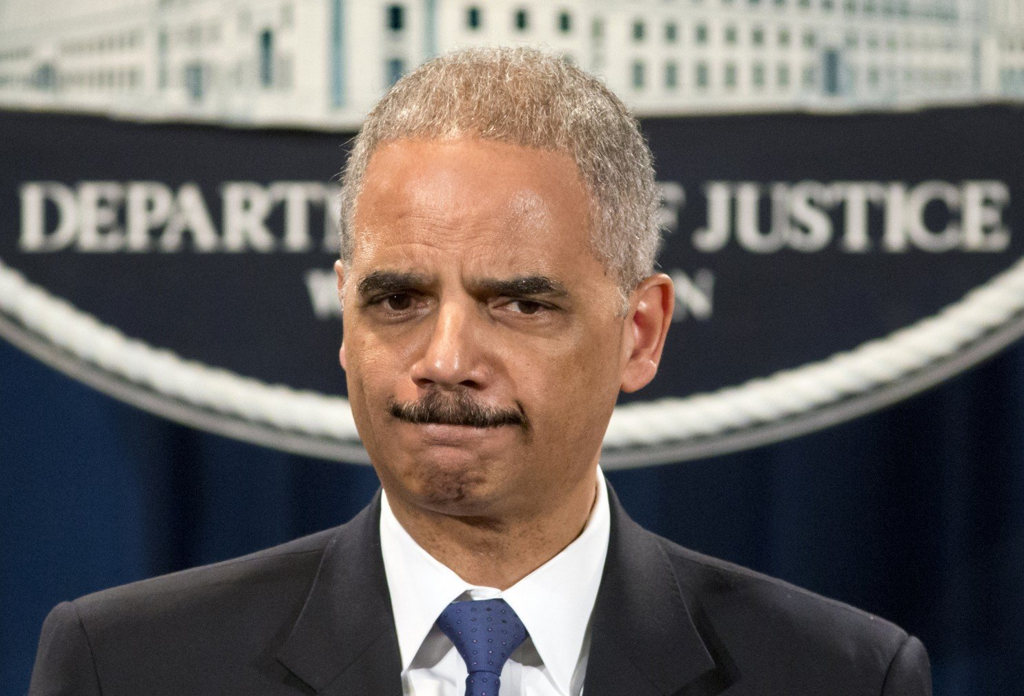 Eric Holder Weighs in on McCabe Firing Its Dangerous to Attempt to Please Erratic President