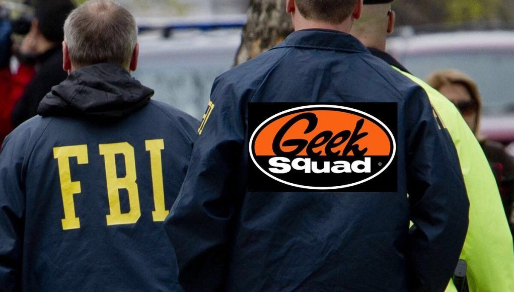 FBI Paid Geek Squad IT Repair Staff as Informants to Rat Out Best Buy Customers  Sidestep Search Warrants